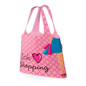 Tasche ´´I love shopping´´
