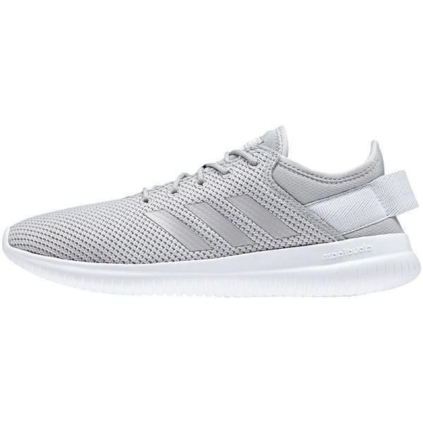 adidas Damen Sneaker CF QT FLEX, grau von