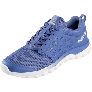 Reebok Damen Fitnessschuh Sublite XT Cushion 2.0 MT, blau