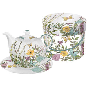 ppd Tea-4-one-Set Kensington Garden
