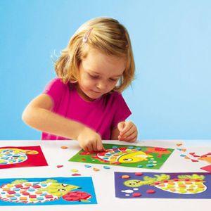 SES   Ich lerne Mosaike legen