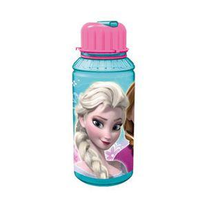 DISNEY FROZEN Tritan Trinkflasche mit Strohhalm