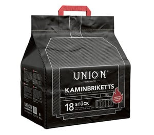 Union Kaminbriketts, 10 kg
