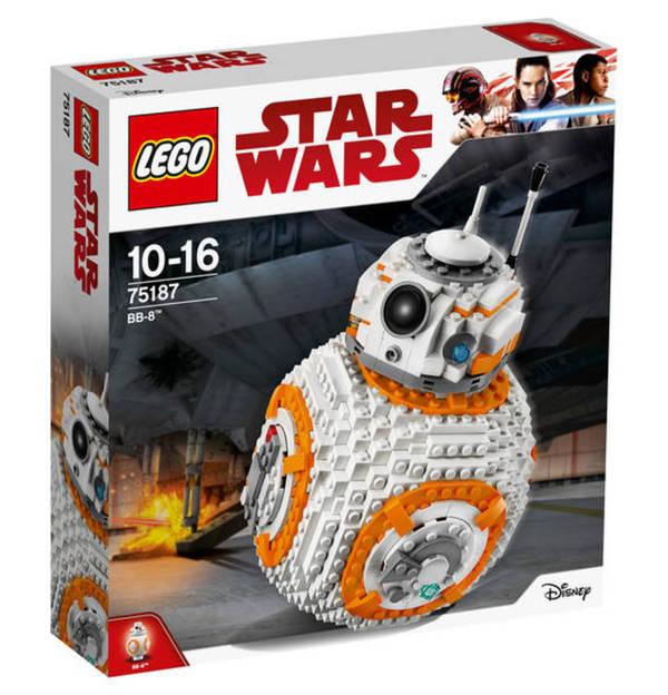 Lego Star Wars Bb 8 75187 Von Galeria Kaufhof Ansehen Discountode