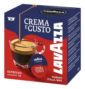 Lavazza             A Modo Mio Espresso Crema E Gusto 16 Kapseln