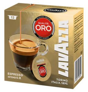 Lavazza             A Modo Mio Espresso Qualita Oro 16 Kapseln