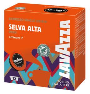 Lavazza             A Modo Mio Espresso Selva Alta 12 Kapseln