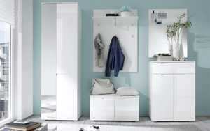 HARDi - Garderobe Spice in weiß