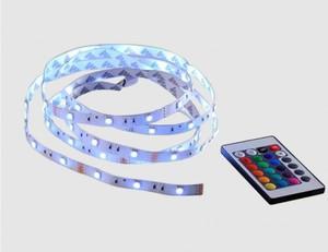 Lichtband LED bunt