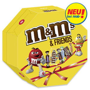 m&m´s + Friends jede 179-g-Packung