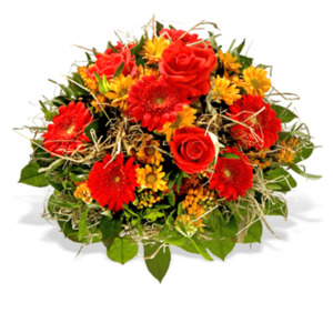 Herbstklopfen - | Blumen von Fleurop