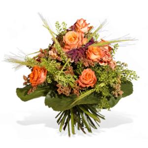 Wilde Romantik - Fleurop Blumenversand