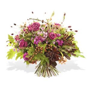 Bunter Herbsttanz - Fleurop Blumenversand