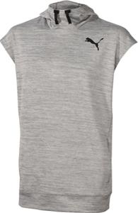 Puma TECH FLEECE SLEEVELESS HOODIE - Herren Shirts & Tops