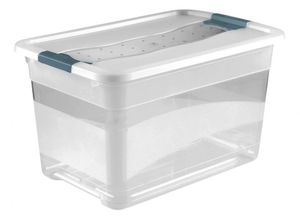 Kristallbox - transparent - 52L