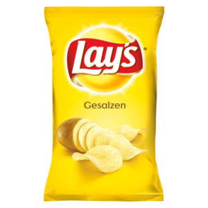 Lay's Classic Gesalzen Chips 175g