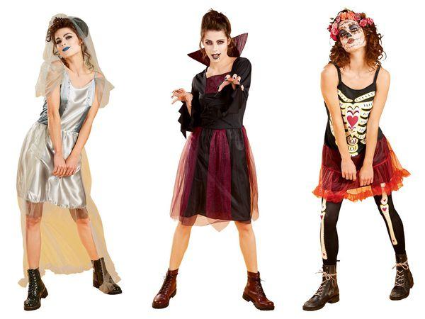 damen halloween kostum