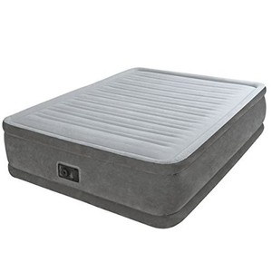 Intex 64414 Luftbett Comfort Plush Elevated Airbed Kit ...