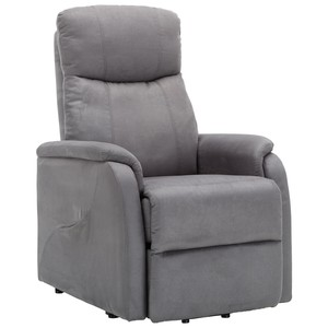 Relaxsessel in Grau