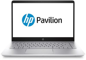 Hewlett Packard Pavilion 14-bf011ng (2QE62EA) 35,6 cm (14´´) Notebook mineral silver