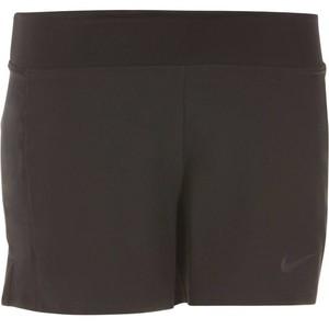 NIKE Shorts Pure Tennishose Badminton Tischtennis Damen schwarz, Größe: XS