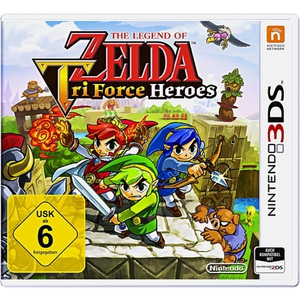 3DS - Zelda Tri Force
