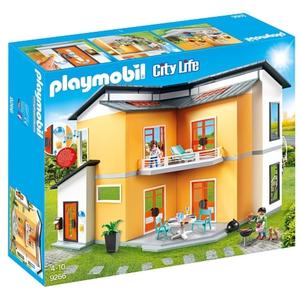 PLAYMOBIL - Modernes Wohnhaus - 9266