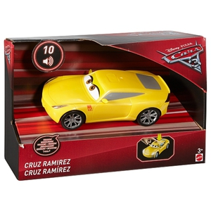 Disney Cars 3 - Lights & Sounds, Cruz (FDD56)