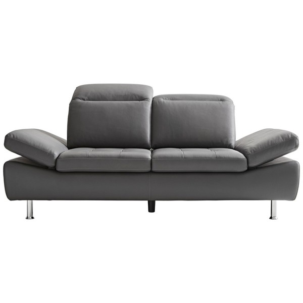 zweisitzer sofa leder ewald schillig domino designer sofa leder creme zweisitzer with. Black Bedroom Furniture Sets. Home Design Ideas
