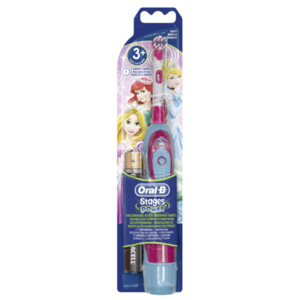 Oral-B Batterie Zahnbürste Power Kids