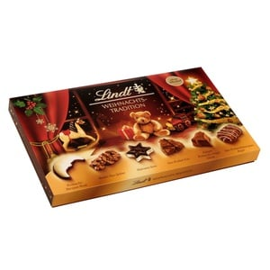 Lindt Weihnachts-Tradition Pralinés 264g 48,86 € / 1000g