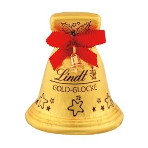 Lindt Weihnachts-Glocke gold 100g 2,99 € / 100g
