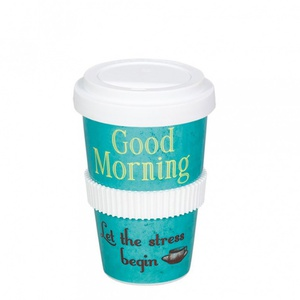 Coffee-to-go-Becher ´´Good Morning´´ 34,18 € / 1000g