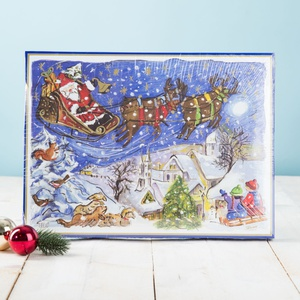 Adventskalender ´´Winterzeit´´ 6,00 € / 100g