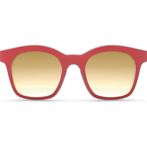 Swatch Sonnenbrille Clip-on The eyes of Red Penny SEF02SBR010
