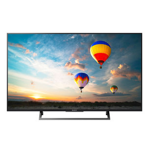 Sony KD 55 XE8096 - 139 cm (55 Zoll) Fernseher (4K Ultra HD, HDR, Android Smart TV, WLAN, PVR, Triple Tuner, USB)