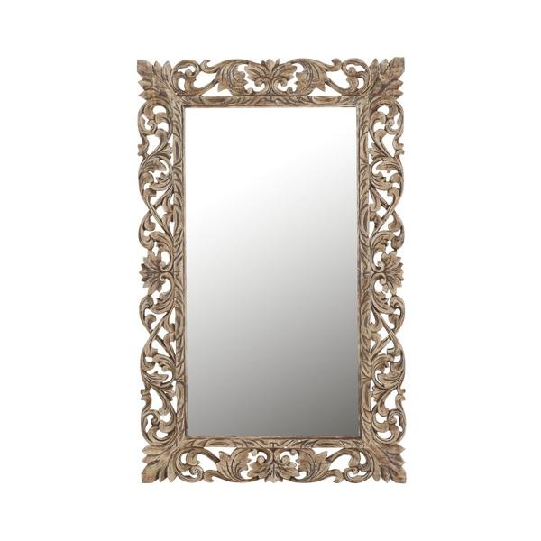 spiegel durian holz massiv gold ca 75 x 120 cm von porta m bel f r 299 ansehen. Black Bedroom Furniture Sets. Home Design Ideas