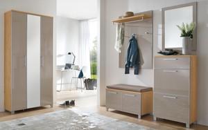 Voss Möbel - Dielenkombination Santina in weiß