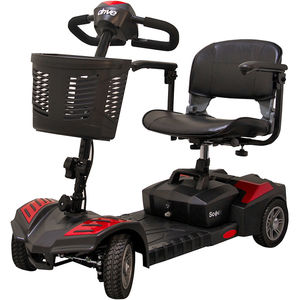 Drive Scooter BL270 Scout, rot, Batterie 20Ah