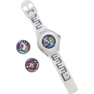 Hasbro Yo-Kai-Watch mit 2 Medaillen