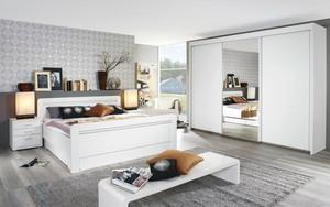 Rauch Dialog - Schlafzimmer Imperial-Iris in weiß