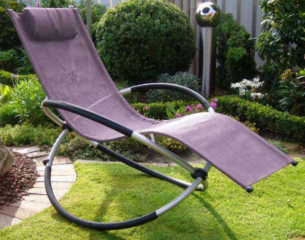 leco schaukelstuhl alugestell flieder von netto marken discount ansehen. Black Bedroom Furniture Sets. Home Design Ideas
