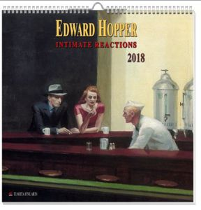 Edward Hopper - Intimate Reactions 2018