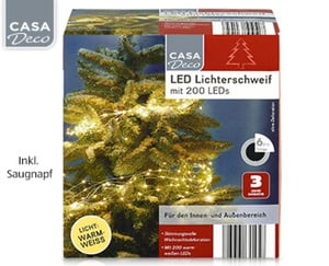 CASA Deco LED-Lichterschweif
