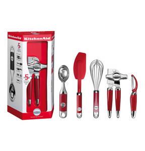 KitchenAid             Küchenhelfer-Set 5-teilig
