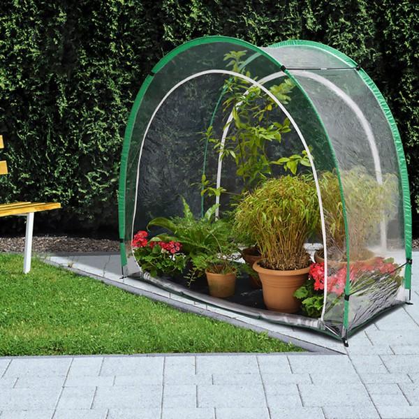Green Yard Gewachshauszelt Von Norma Ansehen Discounto De
