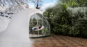 Garden Igloo 5in1 Multifunktions-Wintergarten