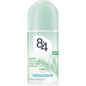 8x4 Deo Roll-on pure