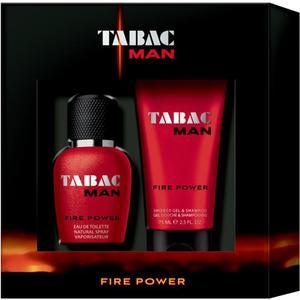 Tabac Man Fire Power Geschenkset