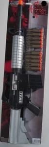 Großes Spielzeug Gewehr - Swat Force - mit Saugpfeilen - Besttoy